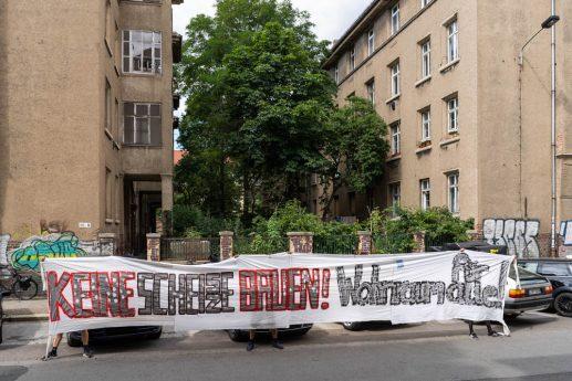 Offener Brief an die Stadt Leipzig